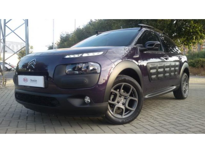Citroen C4 Cactus BlueHDi 100 Shine Edition Urban