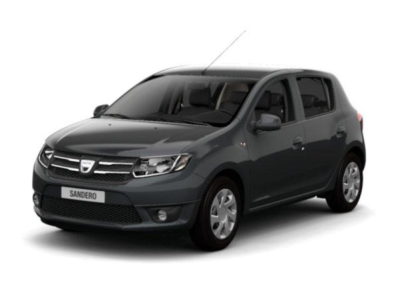 Dacia Sandero SL TCE 66kW (90CV) Eficacia