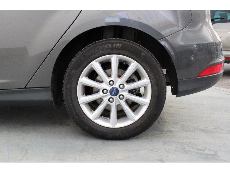 Ford Focus 1.0 Ecoboost A-S-S 125v Titanium