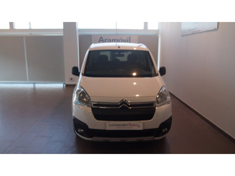 Citroen Berlingo MULTISPACE LIVE EDITION BLUE HDi 100 Live Edition