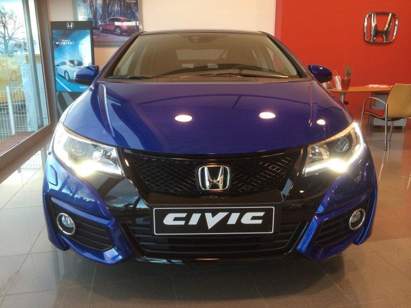 Honda Civic 1.6 I-DTEC PIVE
