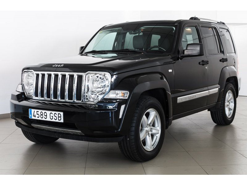 Jeep Cherokee 2.8 CRD Limited