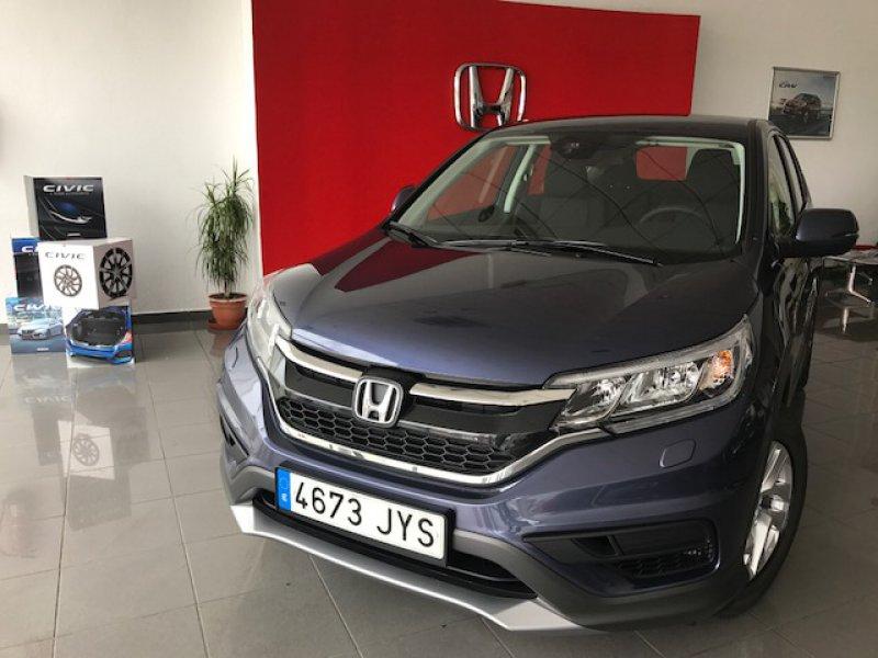 Honda CR-V 1.6 i-DTEC (120CV) 4x2 Comfort Navi Comfort