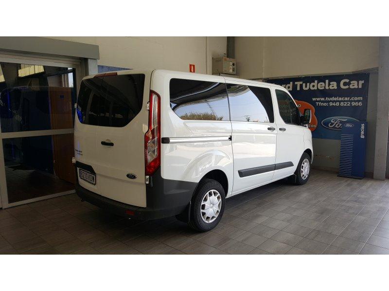 Ford Transit Custom Kombi 2.0 TDCI 96kW 310 L1 Trend