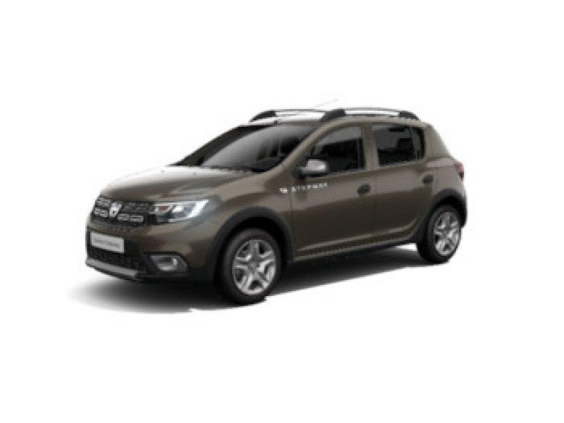 Dacia Sandero TCE 66kW (90CV) EU6 Stepway. OFERTA SEPTIEMBRE.