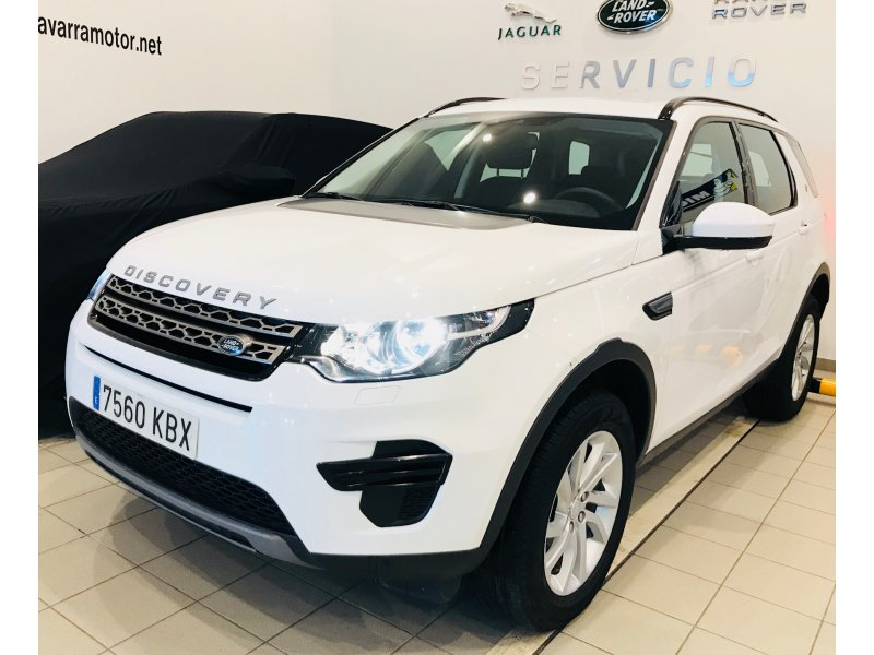 Land Rover Discovery Sport 2.0L TD4 150CV 4x4 SE
