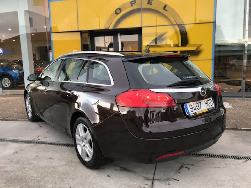 Opel Insignia Sports Tourer 2.0CDTI 130CV Auto Edition
