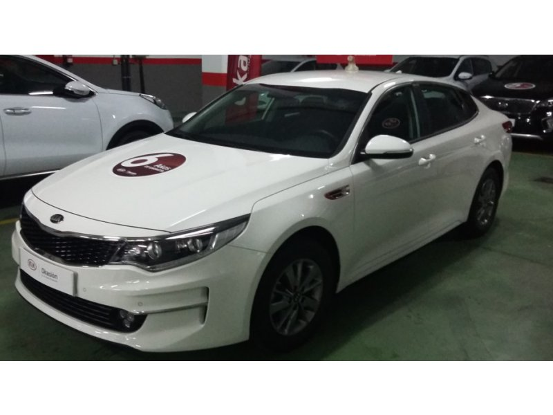 Kia Optima 1.7 CRDi VGT 141CV Eco-Dynamics Concept Bussines