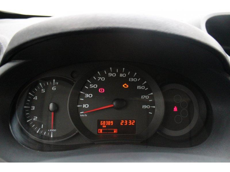 Renault Kangoo Furgón 2010 dCi 70 Campus