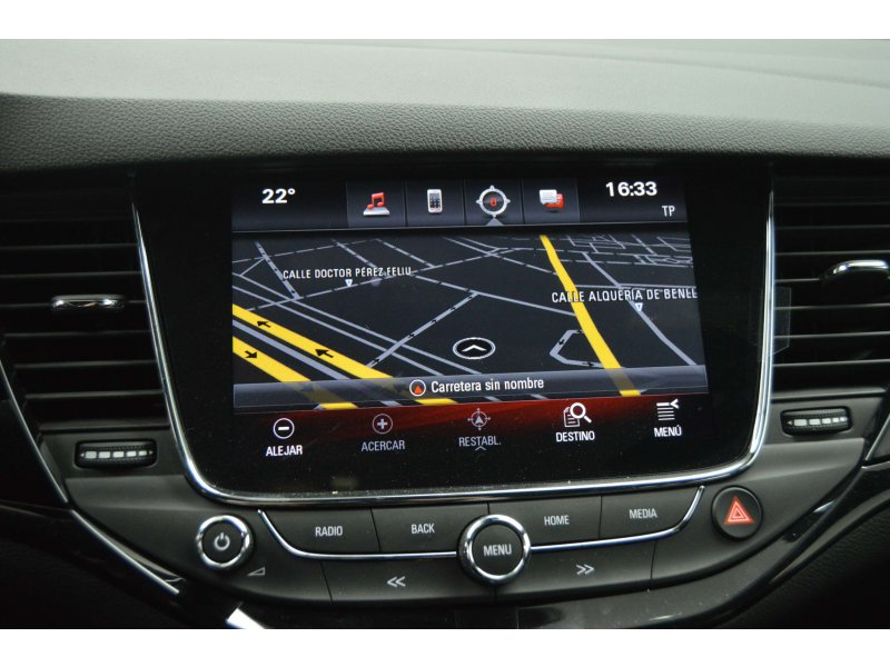 Opel Astra 1.6 CDTI 110CV Dynamic
