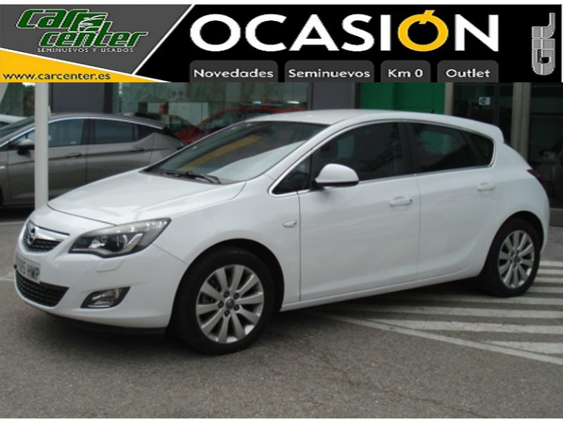 Opel Astra 2.0 CDTi S/S 5P Excellence