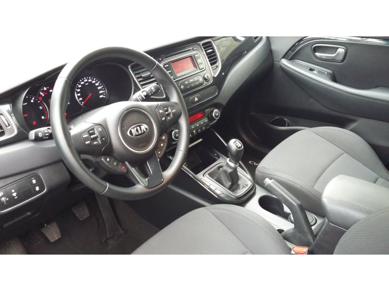 Kia Carens 1.7 CRDi VGT 115cv 7pl Drive