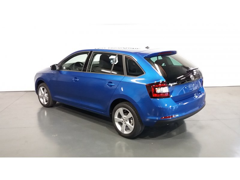 Skoda Spaceback 1.2 TSI 81KW (110cv) Spaceback Like