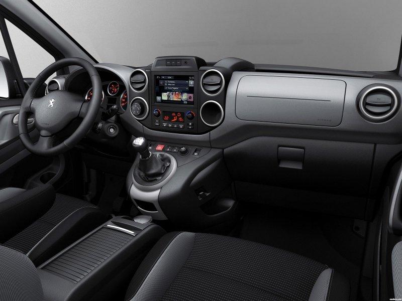 Peugeot Partner Tepee 1.6 HDi 92cv Style
