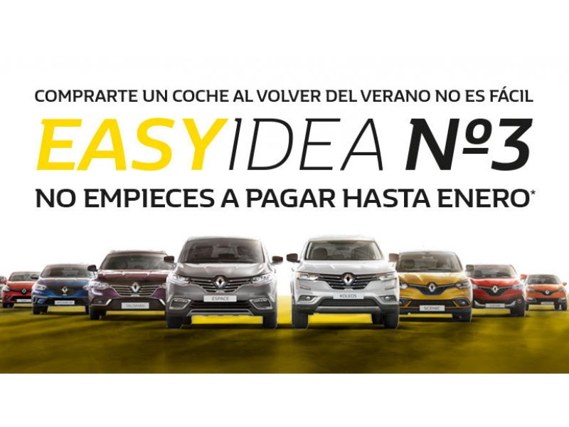 Renault Scénic Energy TCe 85kW (115CV) Life. OFERTA SEPTIEMBRE.