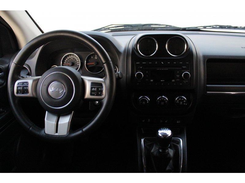 Jeep Compass 2.2 CRD 4x2 136 CV Limited
