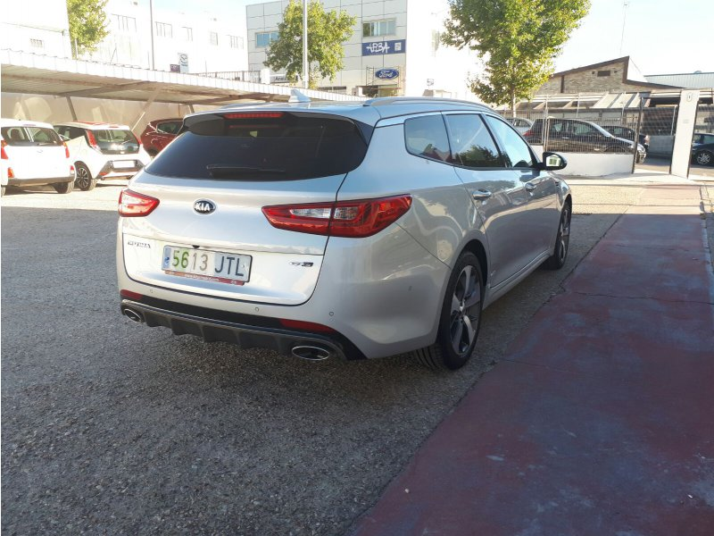 Kia Optima SW 1.7 CRDi VGT DCT (Pack Luxury) GT Line