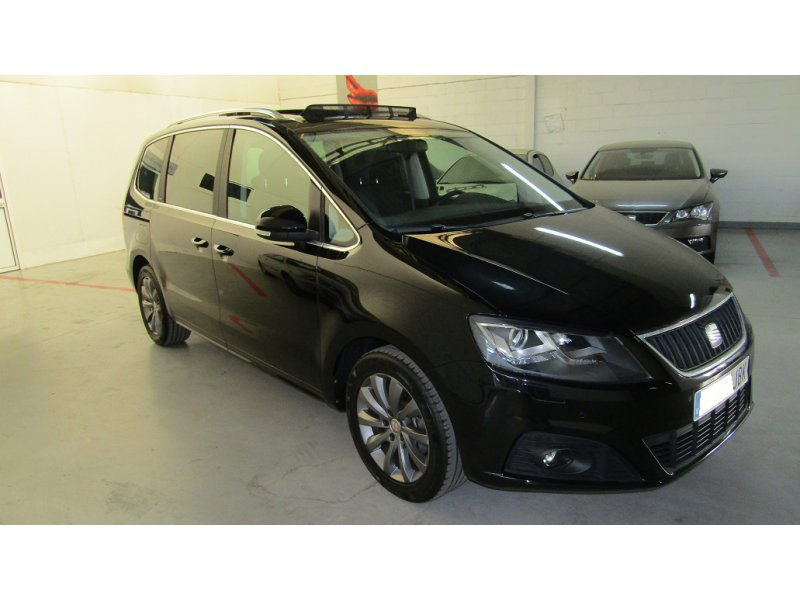 SEAT Alhambra 2.0 TDI 177 CV Start&Stop I-Tech