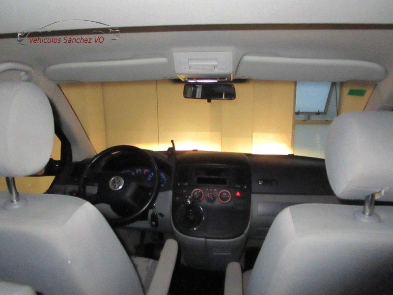 Volkswagen Multivan 2.5 TDI 130cv Trendline