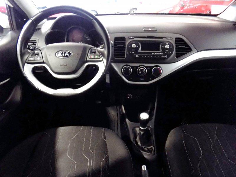 Kia Picanto 1.0 CVVT 69cv Concept
