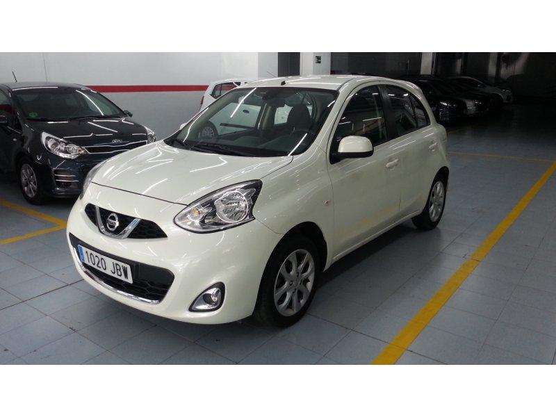 Nissan Micra 5p 1.2G (80 CV) P Ext Blan TEKNA