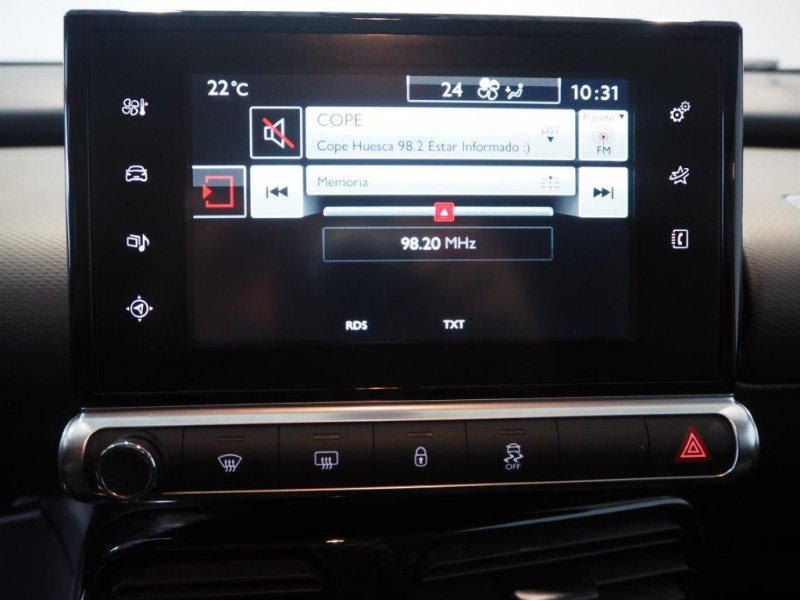 Citroen C4 Cactus PureTech 110cv S&S Feel Edition