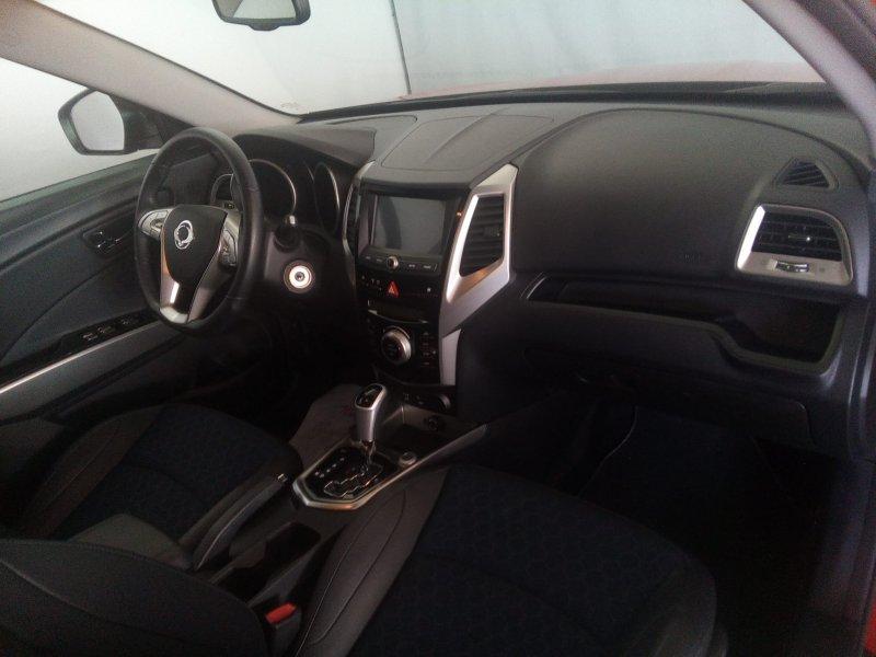 SsangYong Tivoli D16T Auto 4x2 Limited