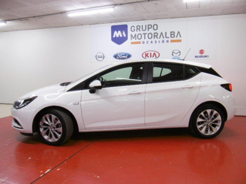 Opel Astra 1.4 Turbo S/S 92 kW (125 CV) Selective