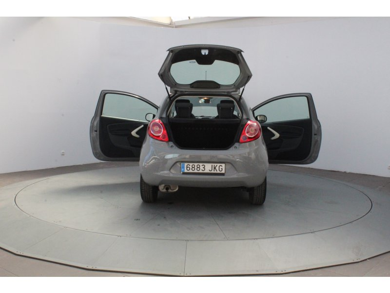 Ford KA 1.2 Duratec Auto-Start-Stop Trend+
