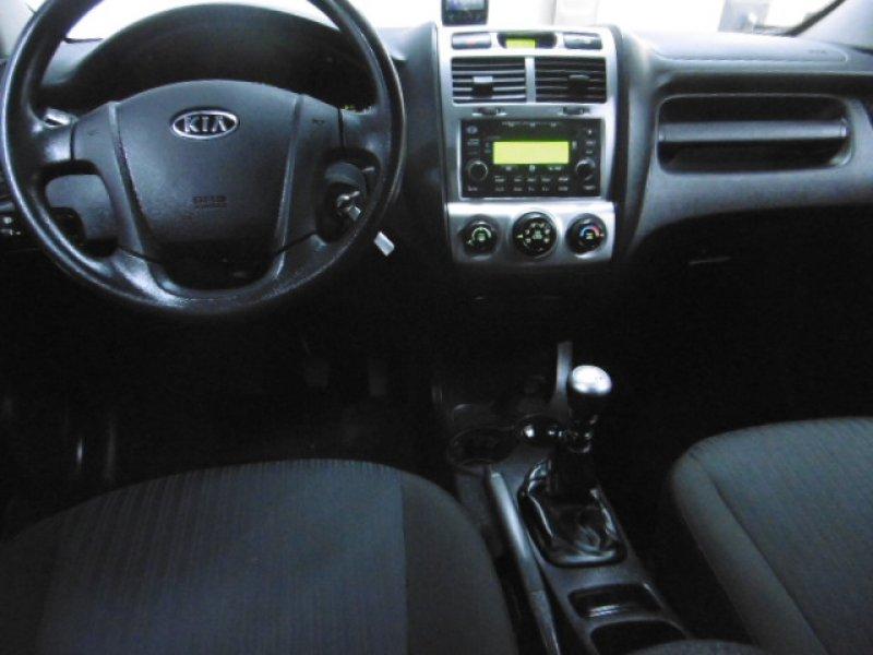 Kia Sportage 2.0 CRDI VGT 4x2 103kw (140CV) Concept