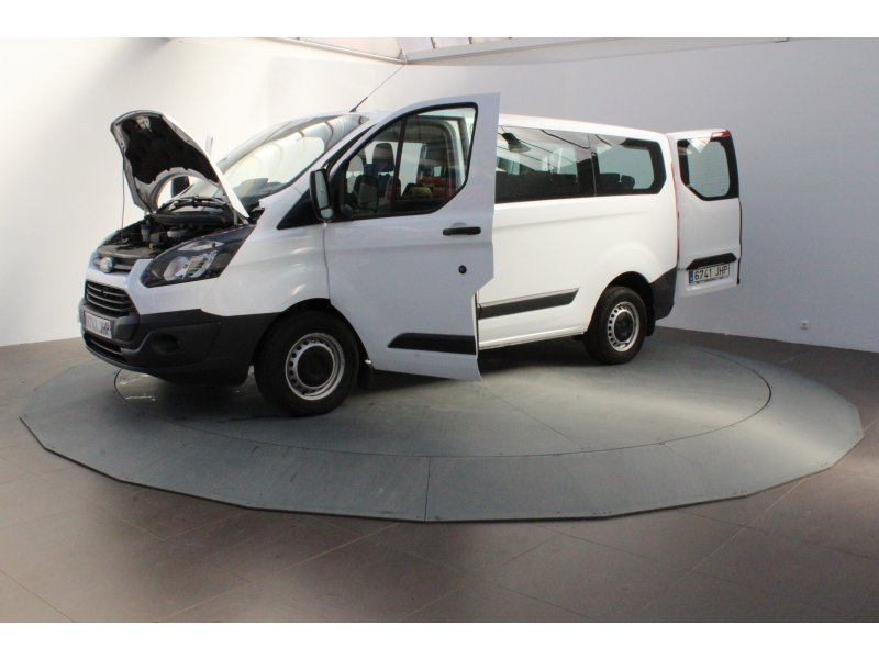 Ford Transit Custom Kombi 2.2 TDCI 100cv 300 L1 Trend