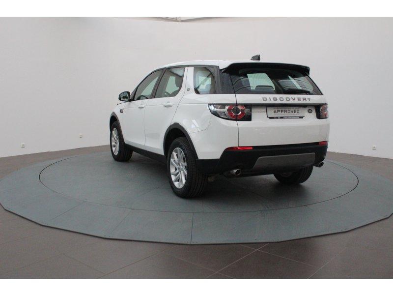 Land Rover Discovery Sport 2.0L TD4 150CV Auto. 4x4 SE