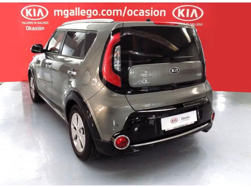 Kia Soul 1.6 CRDi 136CV DCT (Visión + SUV) Drive