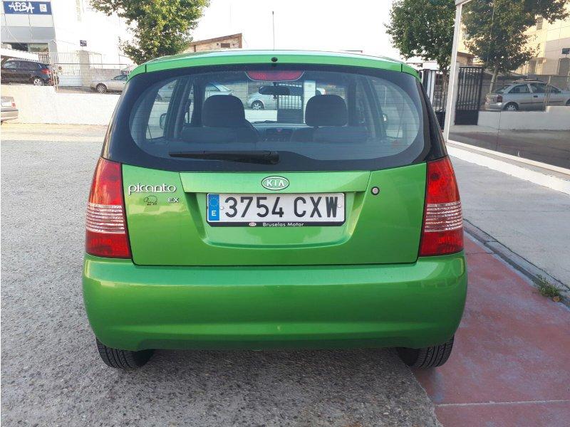 Kia Picanto 1.1 SOHC EX