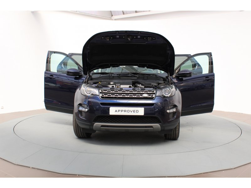 Land Rover Discovery Sport 2.0L TD4 132kW (180CV) 4x4 SE