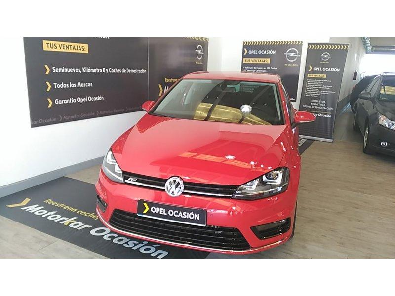 Volkswagen Golf 2.0 TDI 150cv BMT DSG Sport (RLine)