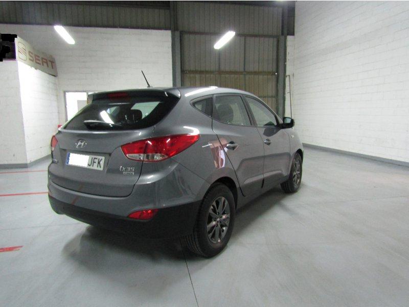 Hyundai IX35 1.7 CRDi 4x2 Klass