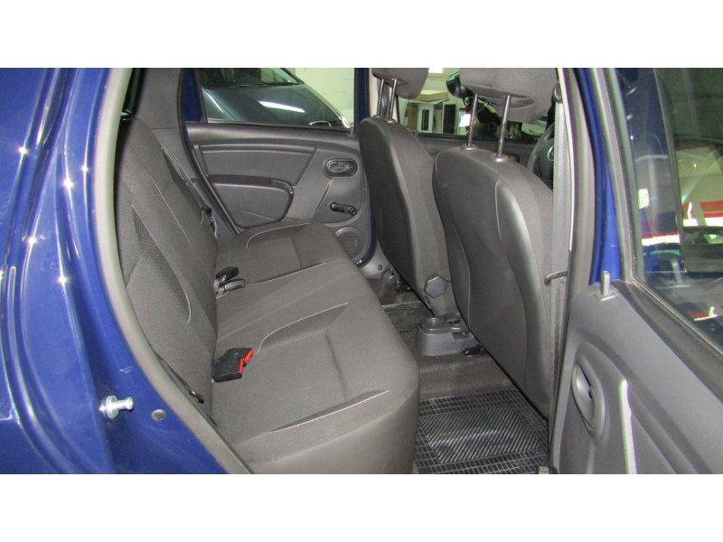 Dacia Duster dCi 90 4X2 EU6 Ambiance