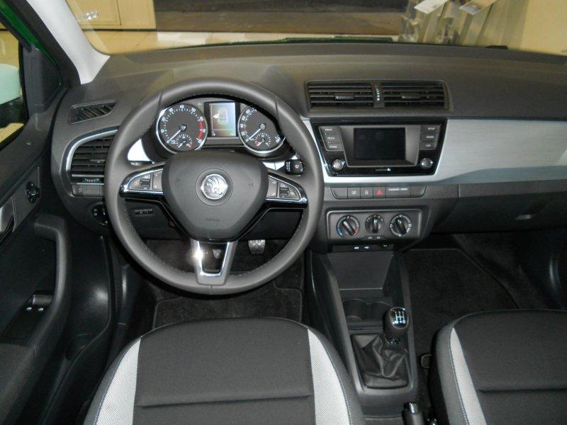 Skoda Fabia 1.0 MPI 75cv-FINANCIADO CON VW FIN Ambition