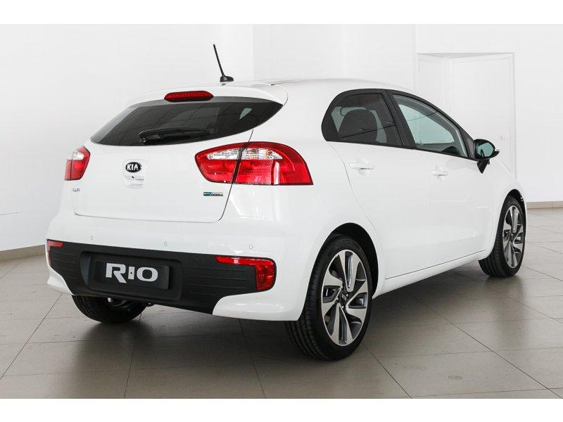 Kia Rio 1.2 CVVT 84CV Eco-Dynamics x-Tech