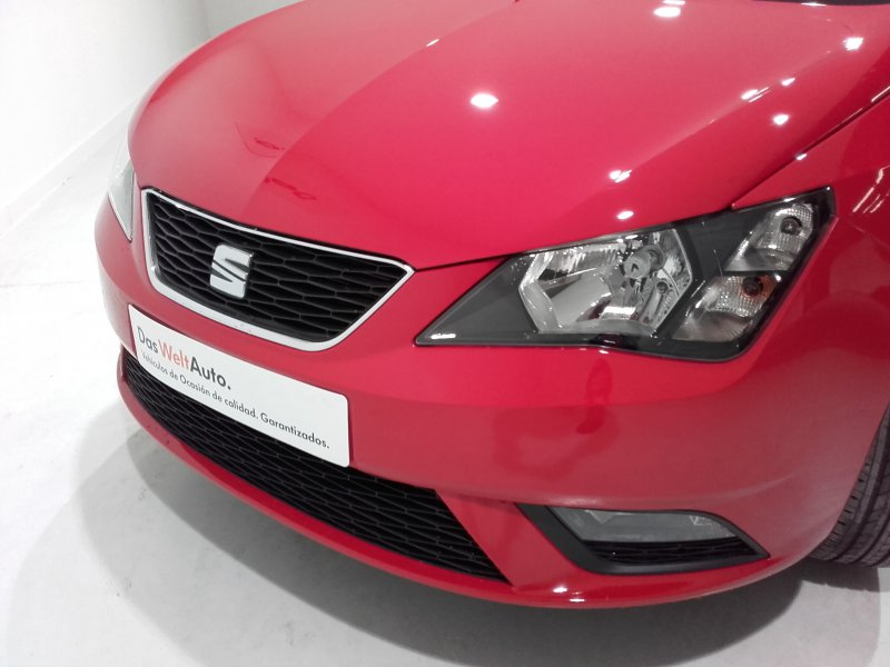 SEAT Ibiza 1.4 TDI 90cv Reference Connect