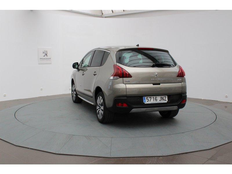 Peugeot 3008 1.6 BlueHDI 120 FAP Style