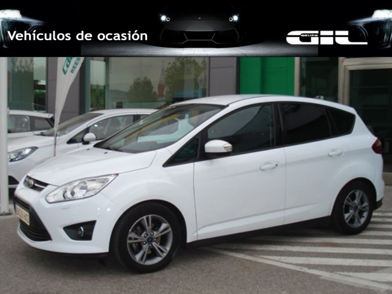Ford C-Max EcoBoost 125 Start-Stop Trend