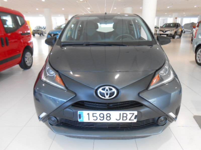 Toyota Aygo 1.0 City