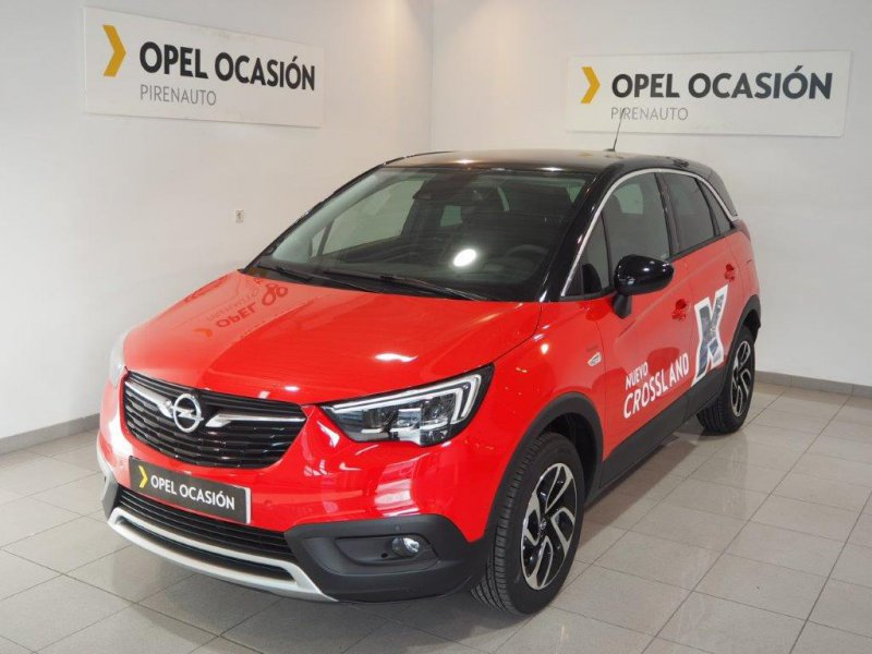 Opel Crossland X 1.2T 110CVS/S Excellence