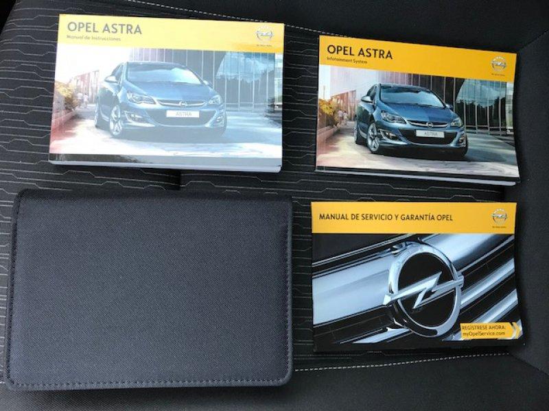 Opel Astra 1.7 CDTi 110 CV ST Business