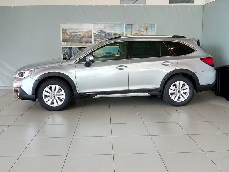 Subaru OutBack 2.5i CVT Lineartronic AWD Executive Plus