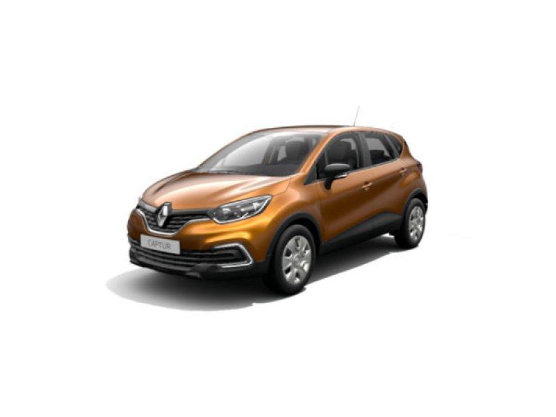 Renault Captur Energy TCe 66kW (90CV) Life. OFERTA 2018.