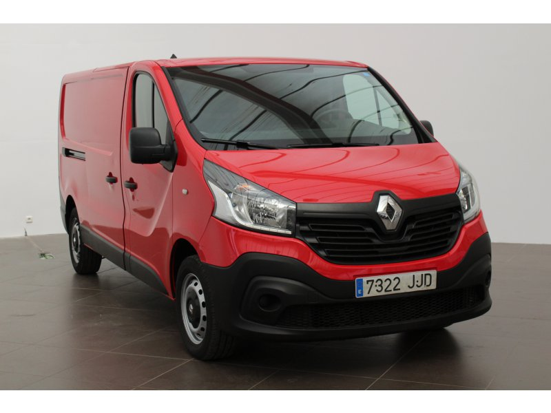 Renault Trafic Furgón 29 L2H1 dCi 90 -