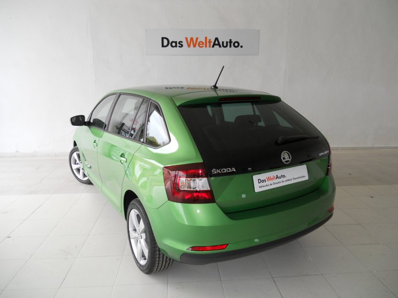 Skoda Spaceback 1.4 TDI CR 66KW (90cv) Spaceback Like